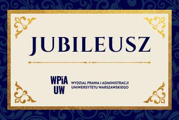 Jubileusz prof. dr. hab. Marka Safjana - 9.01.2020 r.