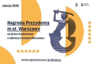 Nagroda Prezydenta m.st. Warszawy