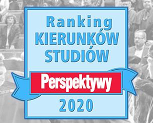 """I miejsce WPiA UW w rankingu """"PERSPEKTYWY 2020"""""""