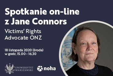 NOHA webinar z Jane Connors - 18.11