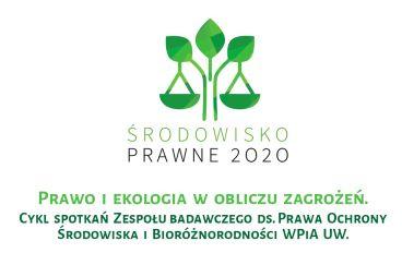 Spotkanie online z cyklu Środowisko Prawne 2020 - 24.11