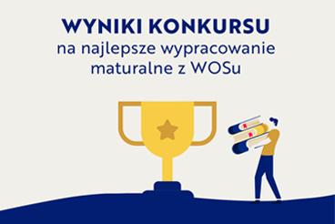 Wyniki konkursu na najlepsze wypracowanie maturalne z WOSu!