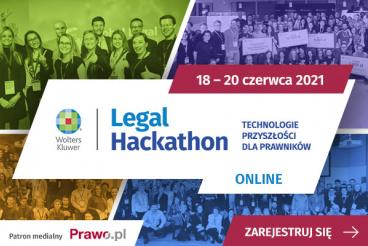 Legal Hackathon 2021